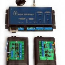 GSM Lift Watch - komunikacja dwustronna dla dźwigów osobowych