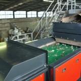 Oddzielanie aluminium od tworzywa