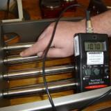Pomiary indukcji magnetycznej - kontrola stanu magnesów